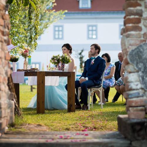Esküvő nálunk