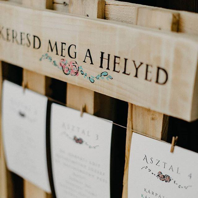 Esküvői ültetési rend