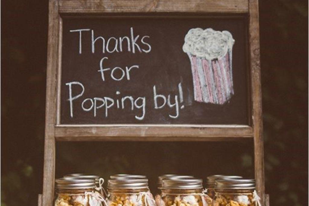 Thanks for Popping Buy!