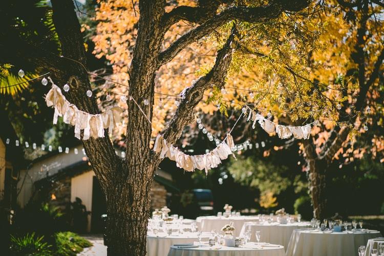 Esküvőszervezés lépései, a helyszín