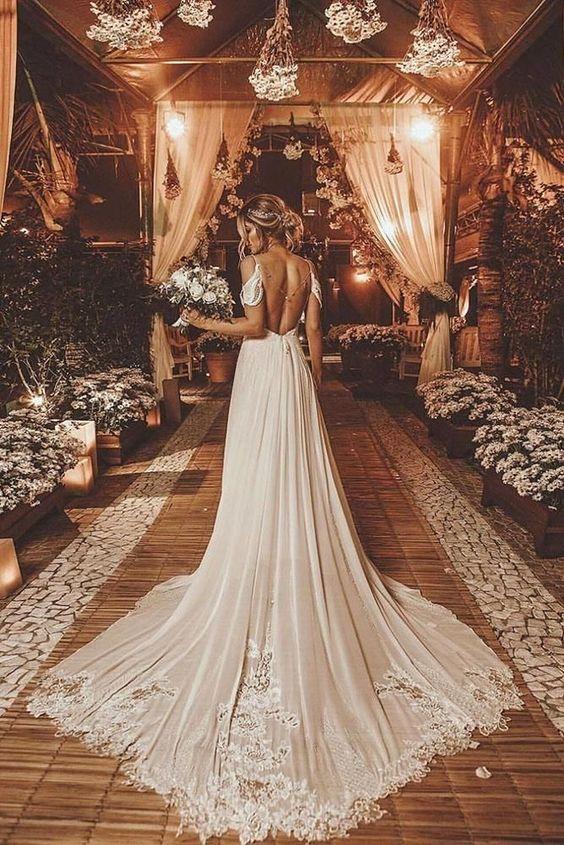 Meseszép esküvői dekoráció