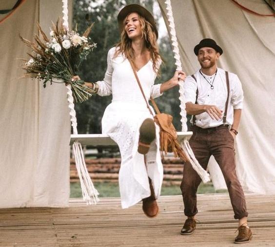 Hogyan szervezz meg egy bohém stílusú esküvőt?
