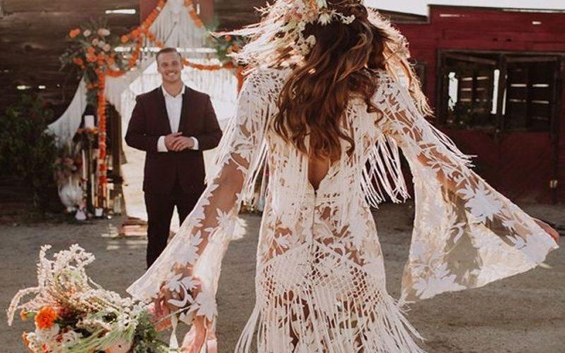Bohém esküvő