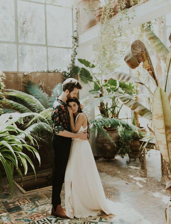 Milyen stílusokból merít egy bohém stílusú esküvő?