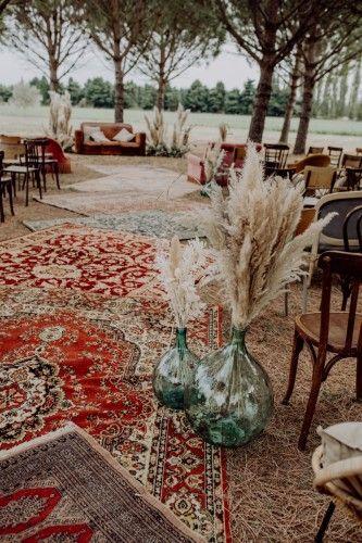 Milyen dekoráció illik egy bohém esküvőre?