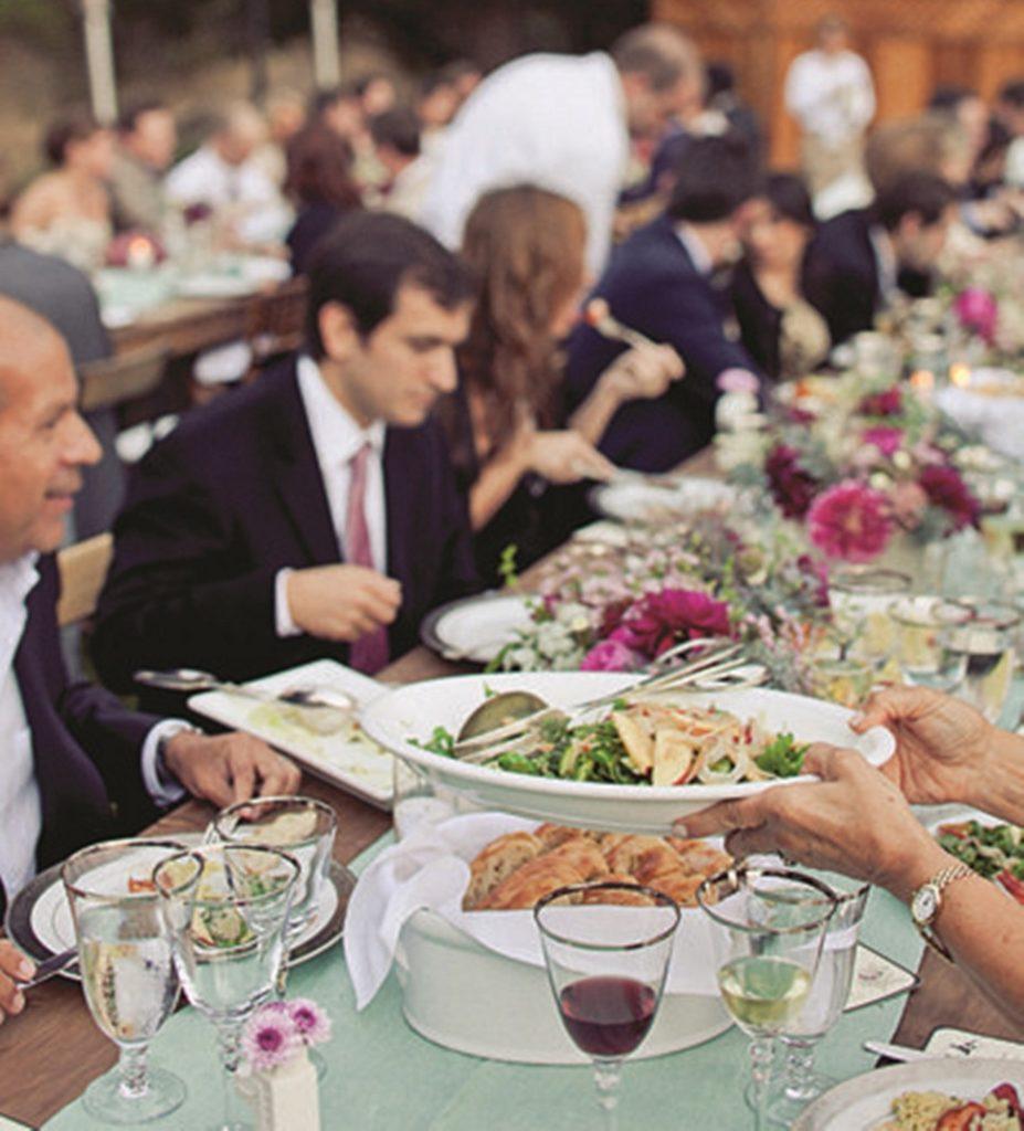 Mire kell figyelni az esküvői menüsor összeállításánál?
