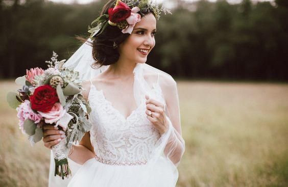 Milyen egy ideális csokor esküvőre?