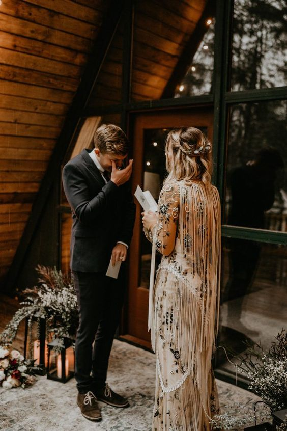 Mit jelent az esküvői fogadalom?