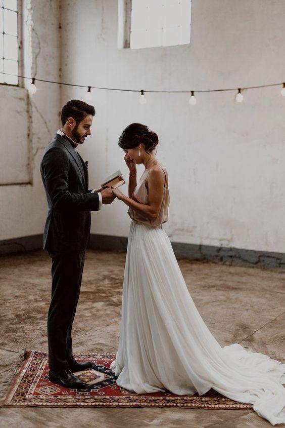 Mit jelent a házassági fogadalom?