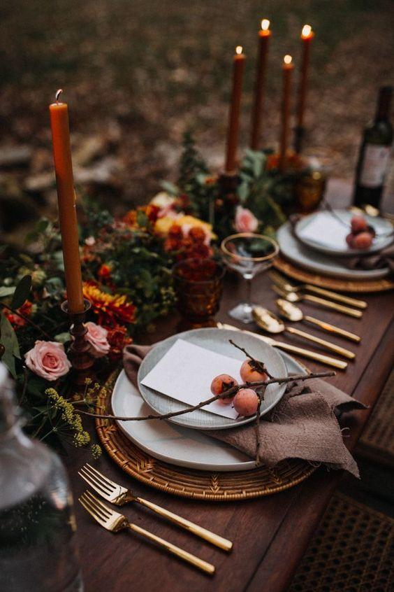 Milyen legyen esküvődön a dekoráció?