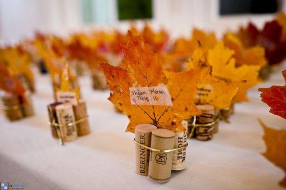Dekoráció ősszel