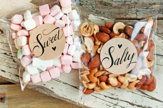 Édes-sós finomságok köszönőajándékba