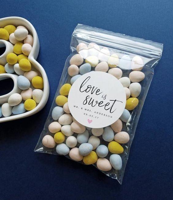 Édes-sós finomságok az esküvői vendégeknek
