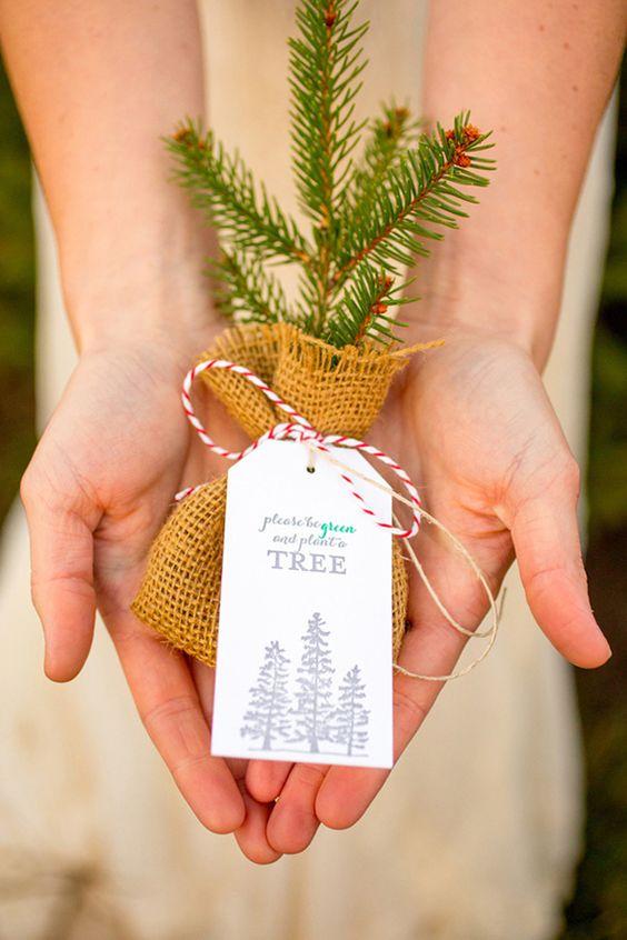 Fát ajándékba