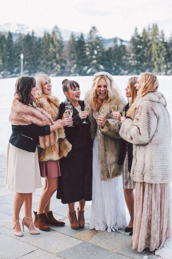 Hogyan lehet jó egy téli esküvő?