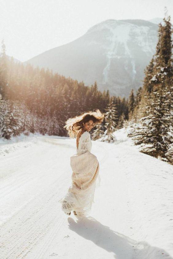 Mire kell figyelni egy téli esküvőn?